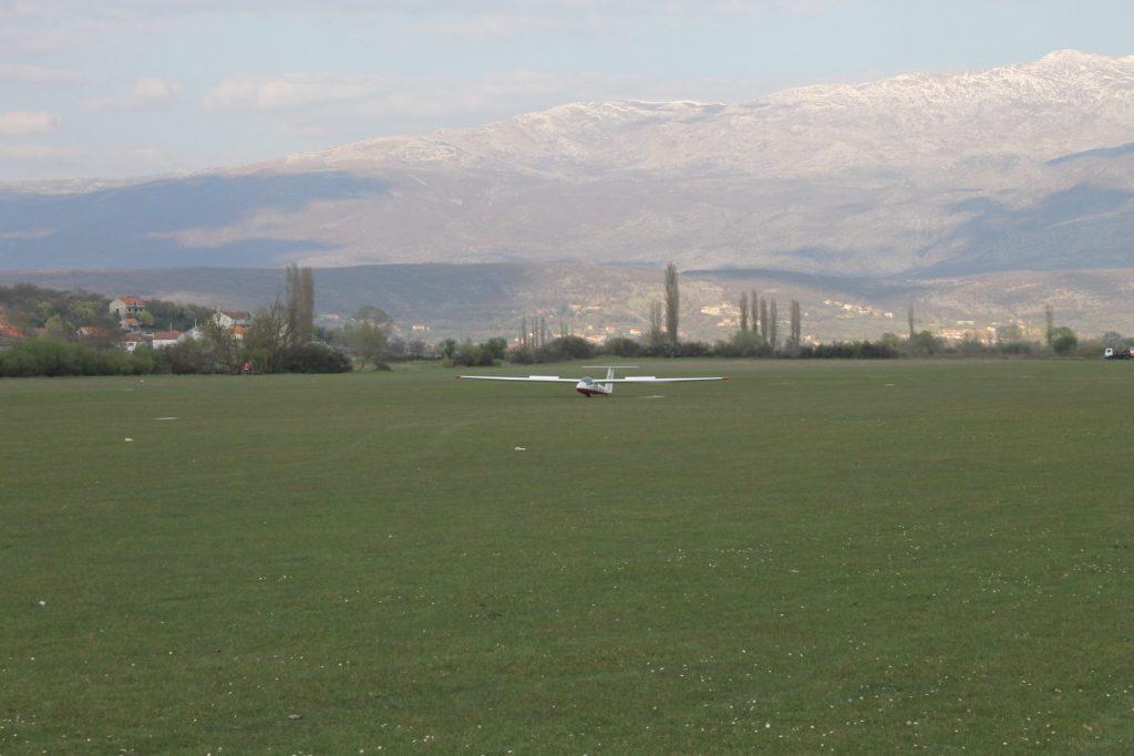 Pilatus B-4, Aeroklub Split