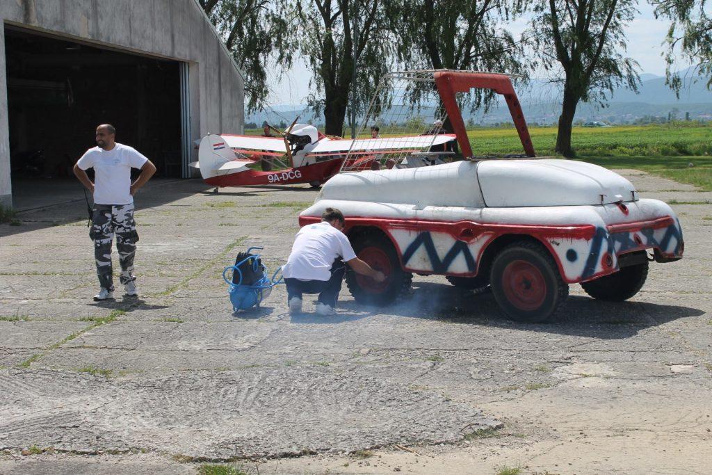 Vitlo Hercules, Aeroklub Split