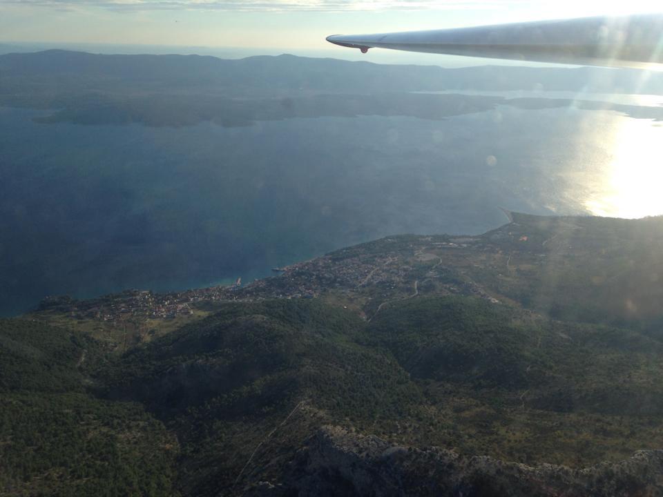 Bol, Aeroklub Split