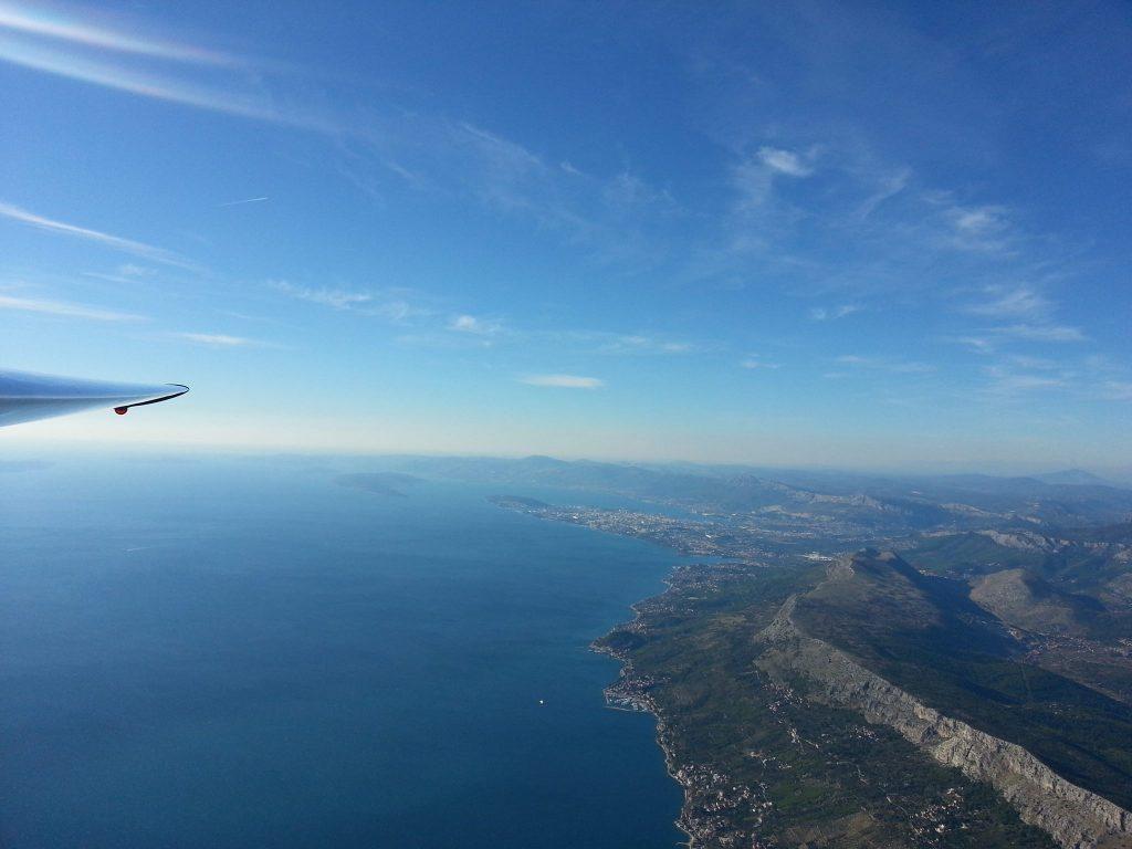 Postrana, Aeroklub Split