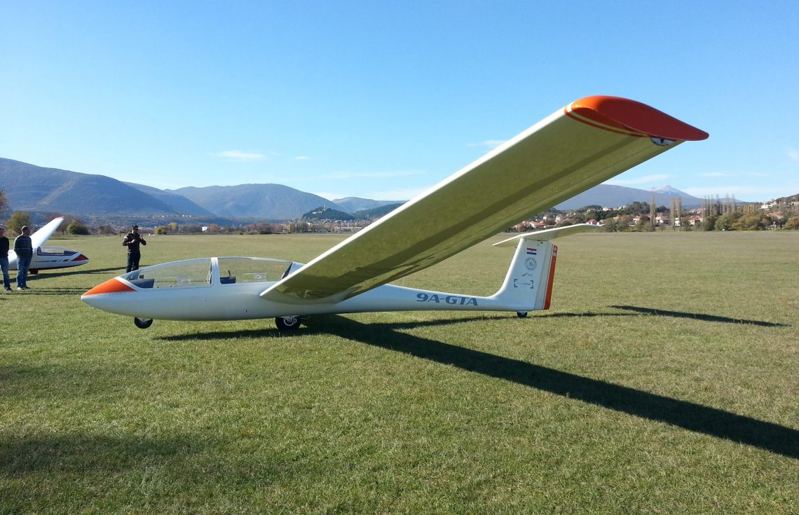 Twin Astir 2, Aeroklub Split