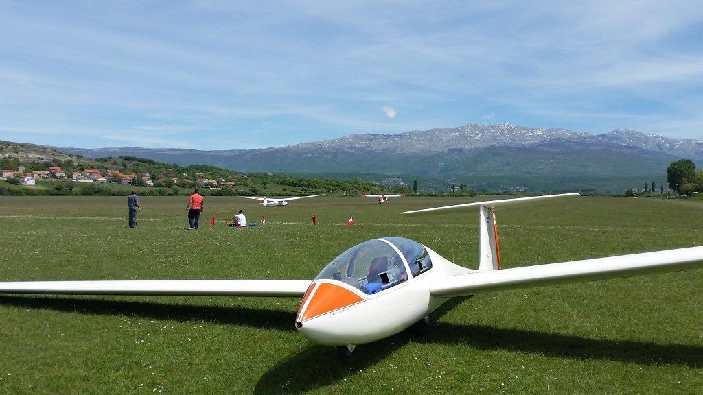 Scout, K7 i Twin Astir 2 - Aeroklub Split
