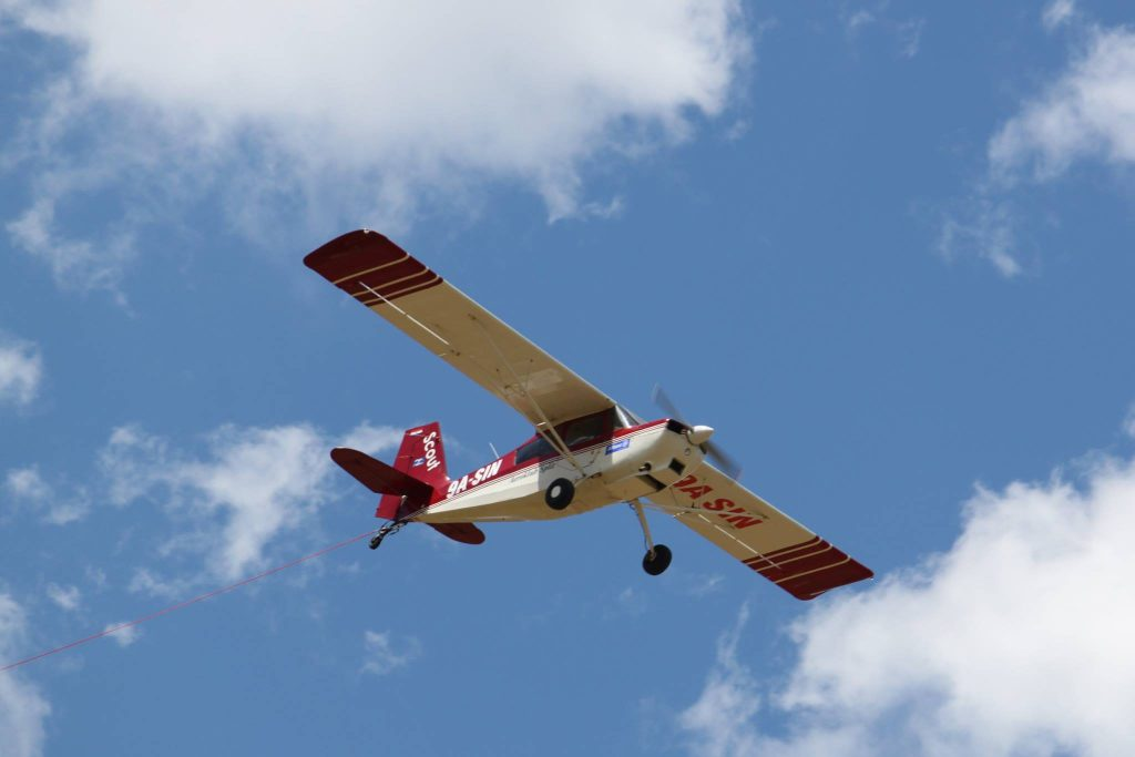 Scout, Aeroklub Split