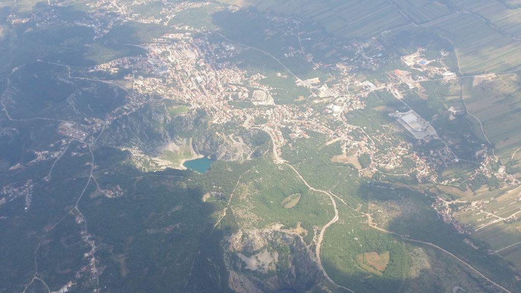Imotski, Aeroklub Split