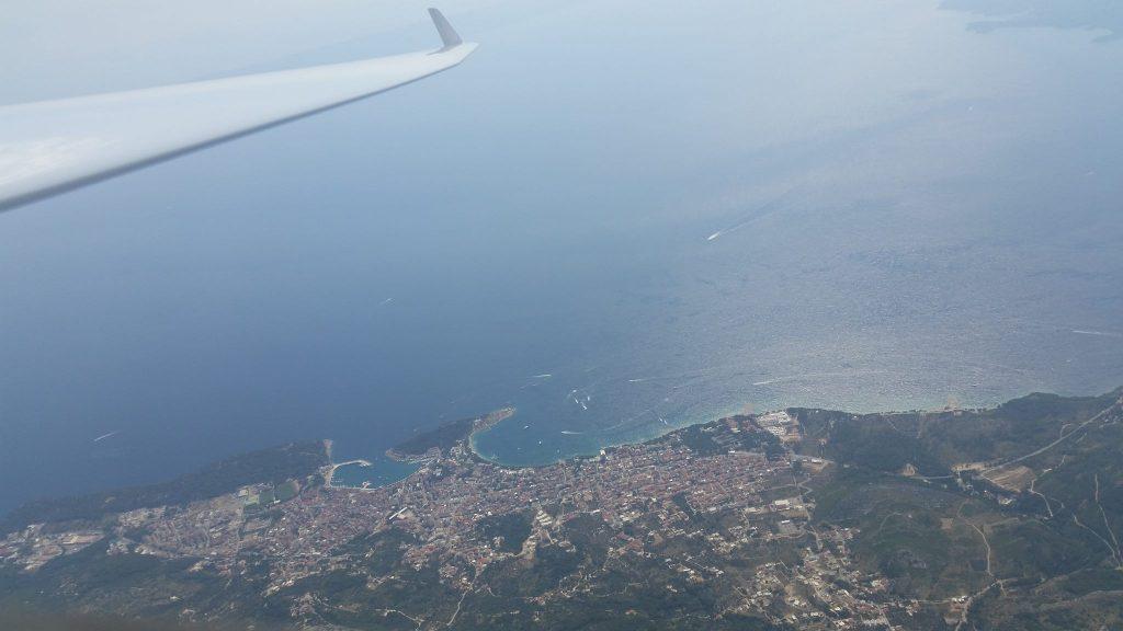 Makarska, Aeroklub Split