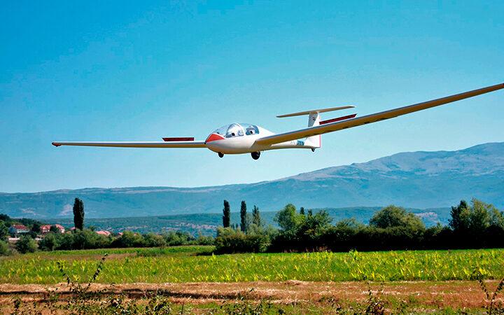 Aero klub Split, obuka za pilot jedrilice 2021.
