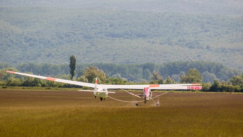 Schleicher K7, Aeroklub Split