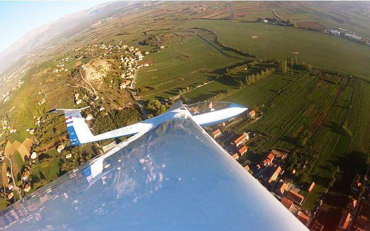 IS-28b2, Aeroklub Split
