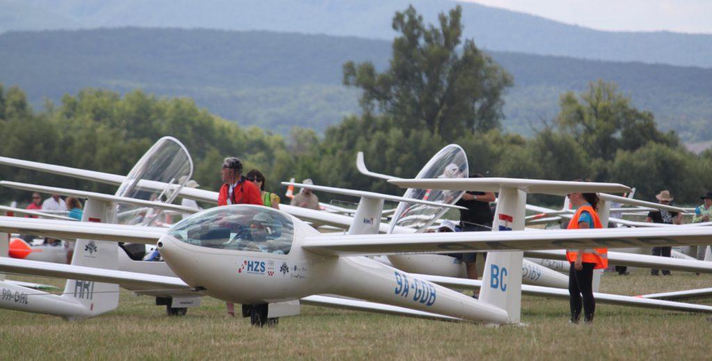 Croatia Gliding Team, EGC 2019 - Prievizda